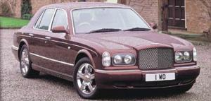 2004 Bentley Arnage R - Road Test & First Drive - Motor Trend