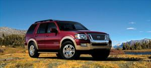 2008 Ford Explorer - First Look - Motor Trend