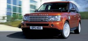 2006 Land Rover Range Rover Sport Review- Road Tests - Motor Trend