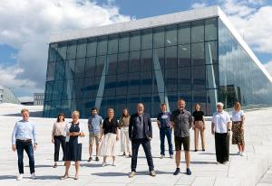 Startet grønn bølge i reklamebransjen - nå skal de gi norsk kultursektor «tidenes klimaløft»