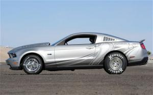 Track Ready: 2012 Cobra Jet Mustang Confirmed by Ford