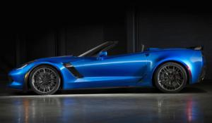 2015 Chevrolet Corvette Z06 Convertible Leaked Ahead of NYC Debut