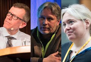 Her er kommentatorene som holder mest liv i valgkampen: - Vi gjør vårt, så klart