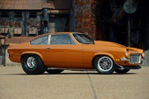 this big block powered 1972 chevrolet vega