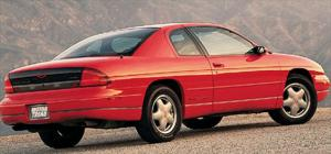 1995 Chevrolet Monte Carlo Z34 - Long-Term Wrapup - American Car - Features - Motor Trend Magazine