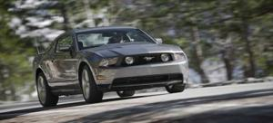 2010 Ford Mustang GT - Interior and Specs - First Test - Motor Trend
