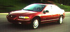 1995 Chrysler Cirrus - Car Of The Year - Specs - Motor Trend