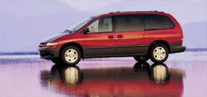 1996 Dodge Caravan - Car Of The Year - American Car - Motor Trend Magazine