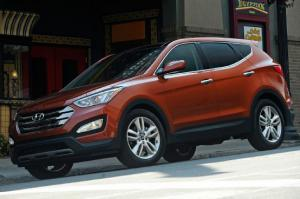 Hyundai Santa Fe Hits One-Million Sales Mark (W/Sales Numbers)