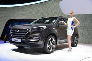 2016 Hyundai Tucson European-Spec First Look - Motor Trend