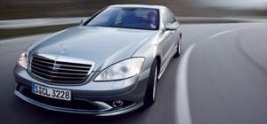 2007 Mercedes-Benz S500 - First Drive & Review - Motor Trend