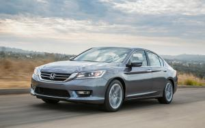 2013 Honda Accord First Test - Motor Trend
