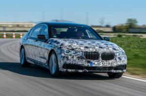 2016 BMW 7 Series Prototype First Drive
