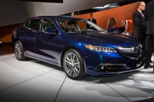 2015 Acura TLX First Look - Motor Trend