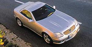 2002 Mercedes-Benz C32 and SLK32 - First Drive - Motor Trend