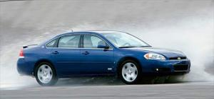 2006 Chevrolet Impala SS - 2006 Motor Trend Car of the Year Contender