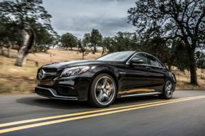 2015 Mercedes-AMG C63 S Review - First Test - Motor Trend