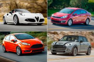 20 of the Lightest Cars Sold in the U.S