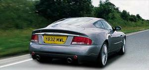 2002 Aston Martin Vanquish - Engine, Suspention, Transmission & Interior - First Drive & Road Test Review - Motor Trend