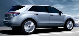 First Look: Saab 9-4x BioPower concept
