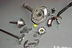 upgrading a points distributor to an hei system vette magazine how to disassemble a defective distributor vette magazine