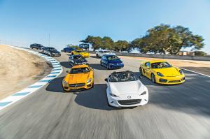 2015 Motor Trend Best Driver's Car