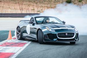 Jaguar F-Type Project 7 Review - First Drive - Motor Trend