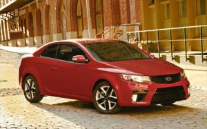 2010 Kia Forte Koup Engine and Performance - Motor Trend