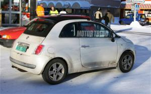 Fiat 500 Convertible - Spied Vehicles - Motor Trend