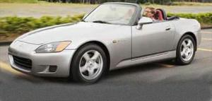Honda S2000 - First Drive & Road Test Review - Motor Trend