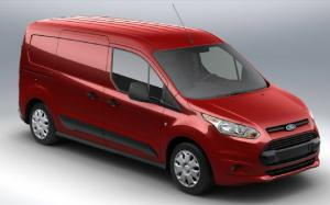 2014 Ford Transit Connect Commercial Van to Offer CNG/LPG Package, More Cargo Space Than Before