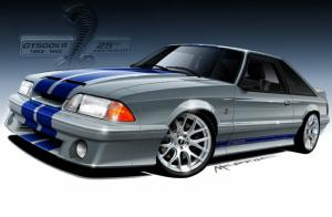 ford mustang concept 3 mach iii concept look alike 50 mustang super fords magazine - 2016 Ford Mustang Concept