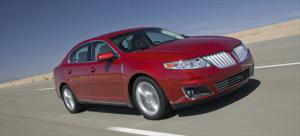 2009 Lincoln MKS AWD - Performance and Handling - Quick Test - Motor Trend