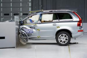 2014 Volvo XC90 Earns Top Safety Pick+ Status (W/Video) - Motor Trend WOT