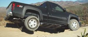 2004 Chevrolet Colorado Exective Tom Wallace Interview - Truck Trends