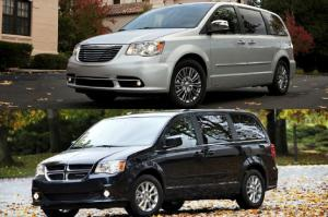 TOTD: Pick One: Dodge Grand Caravan or Chrysler Town & Country? (W/Poll)