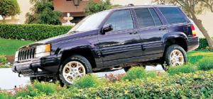 1997 Jeep Grand Cherokee - SUV Review - Motor Trend Magazine