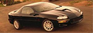 2000 Chevrolet Camaro SS - First Drive & Road Test Review - Motor Trend