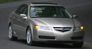2005 Acura TL - Review - IntelliChoice