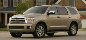 2008 Toyota Sequoia - Interior and Specs - First Drive - Motor Trend