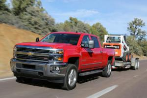 2015 Chevrolet Silverado HD and GMC Sierra HD First Drive - Motor Trend