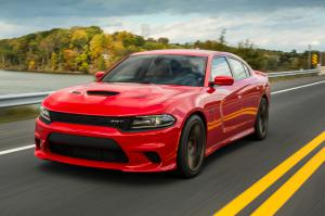 2015 Dodge Charger SRT Hellcat First Drive - Motor Trend