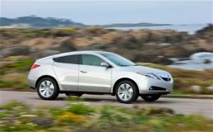 2010 Acura ZDX First Drive - Acura ZDX first photos and review - Motor Trend