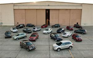 2011 Motor Trend Sport/Utility of the Year: The Contenders - Motor Trend