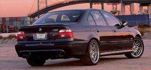 2003 BMW M5 vs. 2003 Mercedes E55 AMG - Comparison - Motor Trend