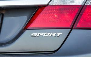 Our Cars: 2013 Honda Accord Sport - Just the Basics
