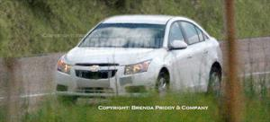 2011 Chevrolet Compact - Spied Vehicles - Motor Trend