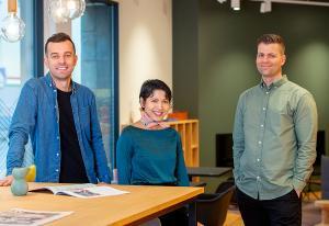 Sans utvider i Oslo med to nye UX-designere