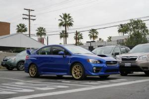 2015 Subaru WRX STI Launch Edition Review - Long-Term Update 5