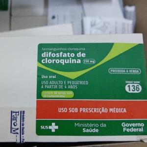 Retirada dos remédios para tratamento da Covid-19 somente poderá ser feita com apresentação de prescrição médica e termo de consentimento do paciente